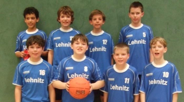 Schulcup WK-IV-Jungen