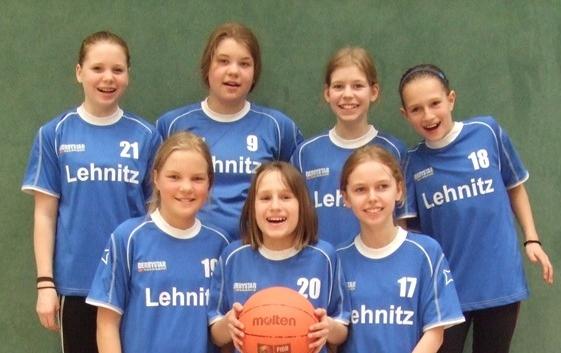 Schulcup WK-IV-Mädchen